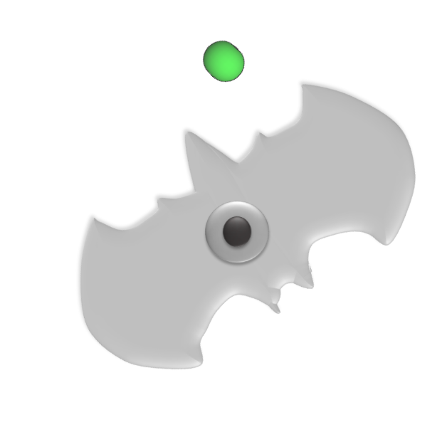 spinner de batman