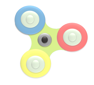spinner colombiano